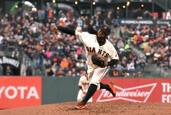 Cueto Dominant as Giants Cruise Past Rockies 5-1