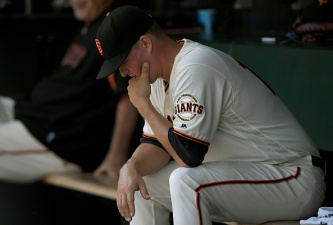 Cain Unravels as Giants Unable to Avoid Pirates Sweep