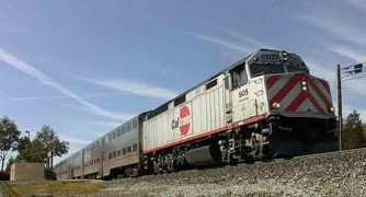 Person Killed By Caltrain Commuter Train in Sunnyvale