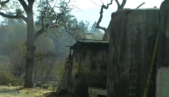 Mendocino County Grapples With Wildfire's Aftermath