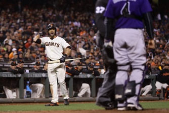 Giants Can't Hold Lead for Bumgarner, Lose to Rockies