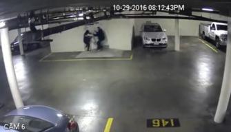 Cops Seek Robber in Clown Mask Seen in Surveillance Video
