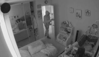 Vallejo Burglar Enters Home While Woman, 2 Kids Sleep
