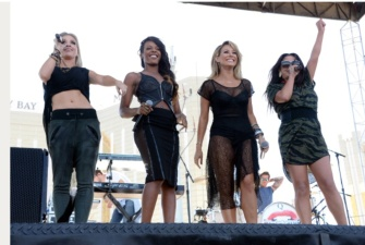 Danity Kane Starts Reunion Tour in San Francisco