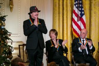Five Reasons Why Carlos Santana Deserves World Ambassador Status