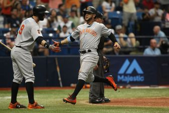 Panik Delivers Again, Giants Win 8th Straight Game