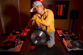 DJ QBert Pushes Format Boundaries