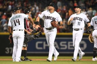 First Inning Dooms Giants Again in Second Straight Loss to D'backs