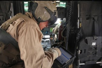 iPads to Aid U.S. Marines in Bombing the Right Buildings