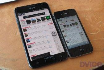 Samsung Galaxy Note: Mini Tablet-Smartphone Hybrid