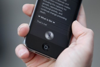 Apple's Siri Could Take Over the World