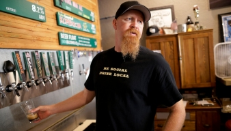 California Craft Beer Brewers Balance Drafts and Drought