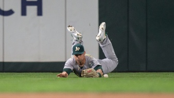 Punchless A's Unable to Play Spoiler Against Mariners