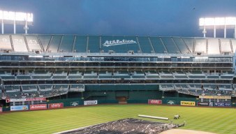 A's Remove Coliseum Tarps for Rest of 2017 Reason