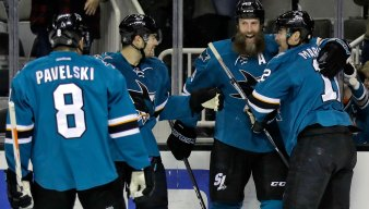 Instant Replay: Sharks Make Most of Opportunities in Win Over 'Canes