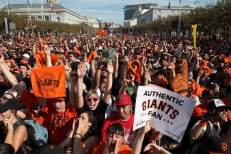 Giants Fans are Most Liberal: Facebook