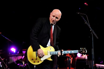 Midge Ure Returns to SF