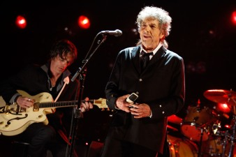 Locals Pay Tribute to Bob Dylan