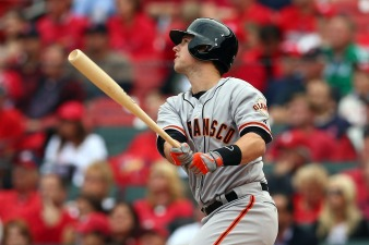 Buster Posey Wins Comeback Player of the Year