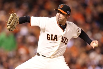 Jeremy Affeldt Returns $500,000 to Team Following Clerical Error