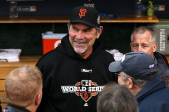 Bruce Bochy Just Misses Manager of the Year