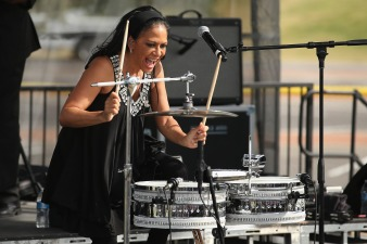 Sheila E. and Friends Give Back