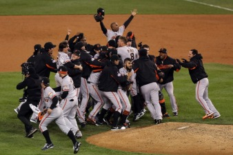 Cooperstown Honors the San Francisco Giants