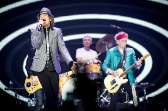 Rolling Stones Play Bay Area This Week