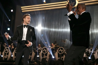 Jay-Z and Justin Timberlake Plan Candlestick Date