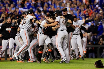 Top 5 San Francisco Giants Postseason Moments