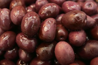 The Olives of Los Olivos