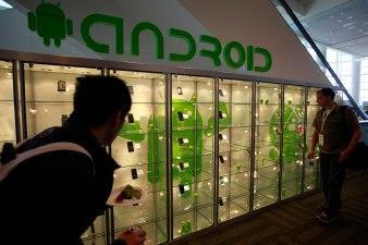 Google's Android Vs. Apple's iOS