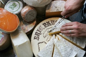 Cheese Days at Grgich Hills
