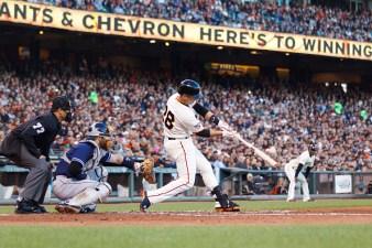 Giants Rookie Chris Heston Throws No-Hitter
