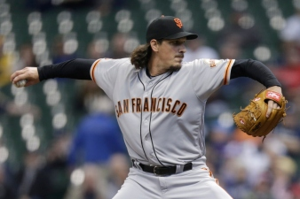 Samardzija Confident Fans Will See What He's About