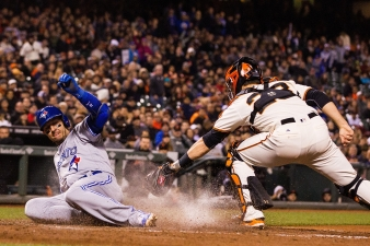 Slumping Giants Lineup Can't Make a Winner of Cain