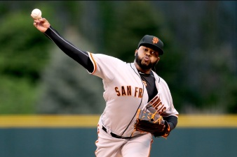 Giants vs. Dodgers Wednesday at 7 p.m. on NBC Bay Are