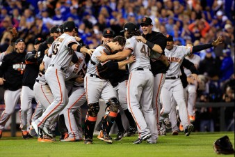 Exhibit Honoring World Series Champion Giants Opens Monday at the Hall of Fame