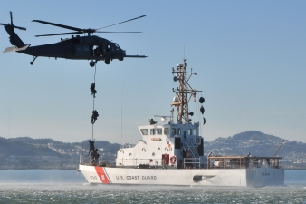 Take Me Out To the Coast Guard Cutter