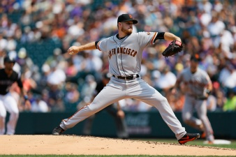 Coors Field Woes Continue, Giants Fall in Walk-off Fashion