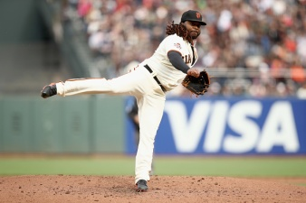 Cueto Unlikely to Start For Giants on Wednesday