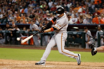 Giants Escape With Extra-Innings Win Over Arizona