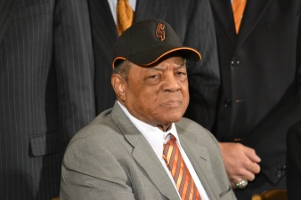 Wife of Willie Mays Dies of Alzheimer's Disease
