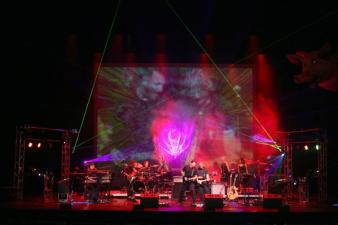 Pink Floyd Tribute Band Plays Pulse Live