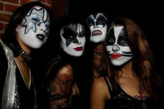 Female KISS Tribute Band Needs Style Help