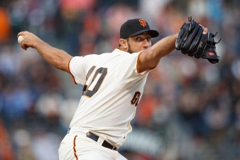 Bumgarner Not Bothered by Pressure of Do-or-Die Game
