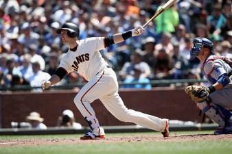Giants' Posey Named Starting Catcher for NL All-Star Team