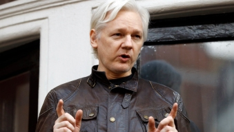 Charges Undermine Assange Denials About Hacked Email Origin