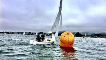 West Coast Sailing Teams Face Off in Half Moon Bay for Championship Races