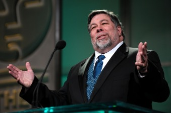 The Woz Loves His Windows Phone